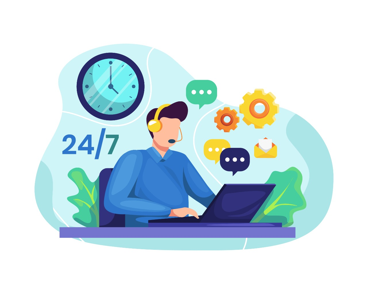 image-showing-customer-care-executive-available-24/7