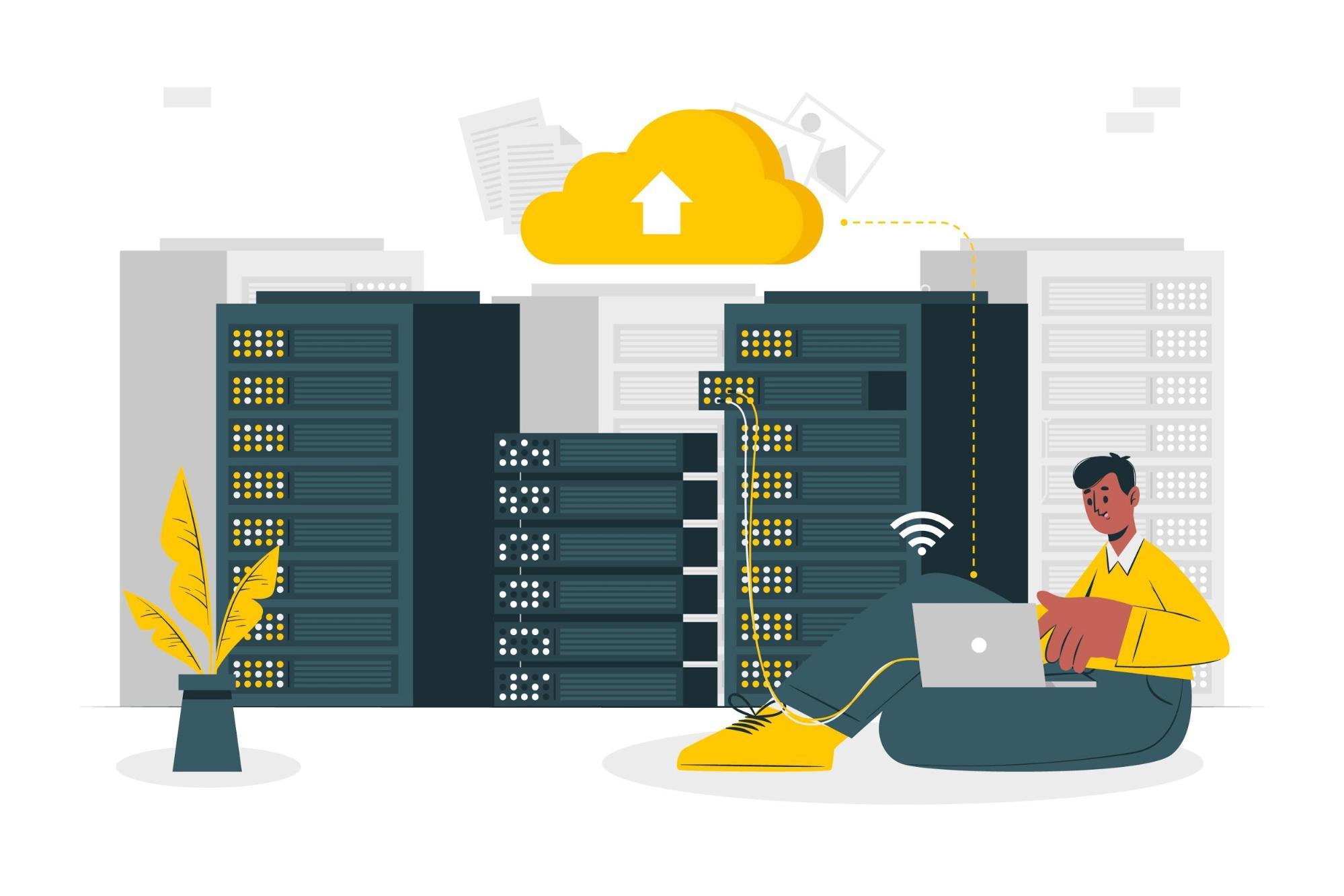 huge-centralized-database-structure