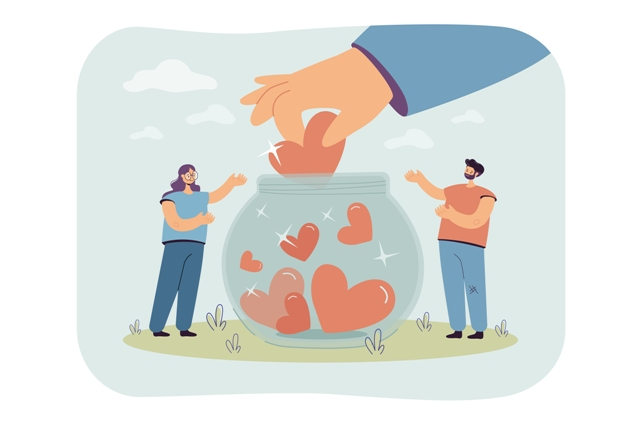 generous-people-collecting-hearts-in-jar