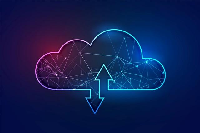 cloud-storage-vector-representation