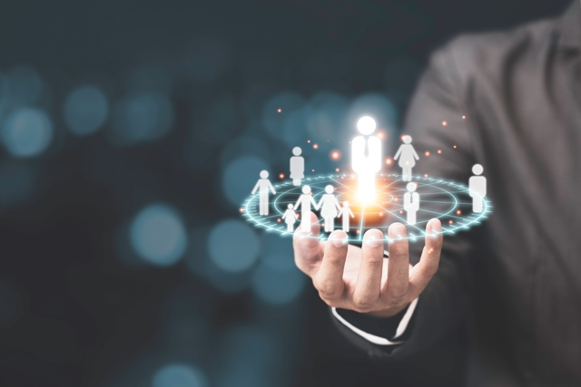 salesforce-customer-360-degree-view-concept
